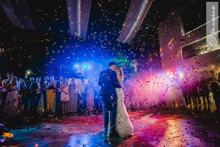 Hochzeitsfeier planen, DJ, Hochzeits Party mit Galina Kußmaul aus Schweinfurt