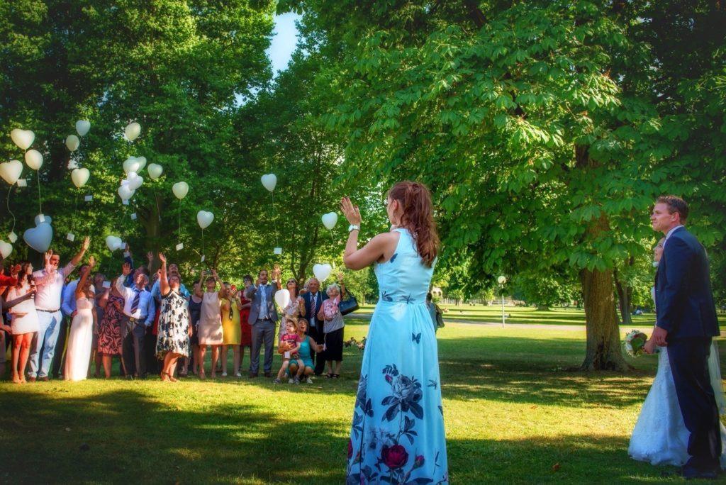 Hochzeit planen mit Moderatorin und Tamada auf deutsch russisch, Hochzeitsplaner