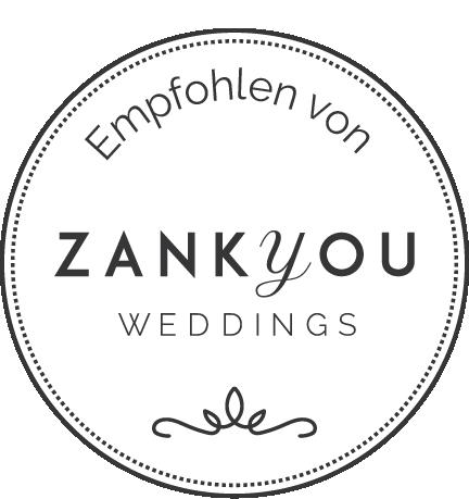 Zank You Referenz Empfehlung Hochzeit planen, Weddingplaner, Hochzeitsplanerin, Traurednerin, Hochzeitsspiele, Freie Traurednerin für Freie Trauung
