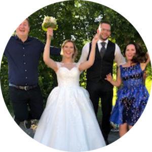 Hochzeit planen mit freier Traurednerin Galina Kußmaul in Schweinfurt, Würzburg, Nürnberg Franken