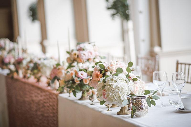Dekoration Hochzeitsplaner Moderatorin Trauredner Hochzeit planen