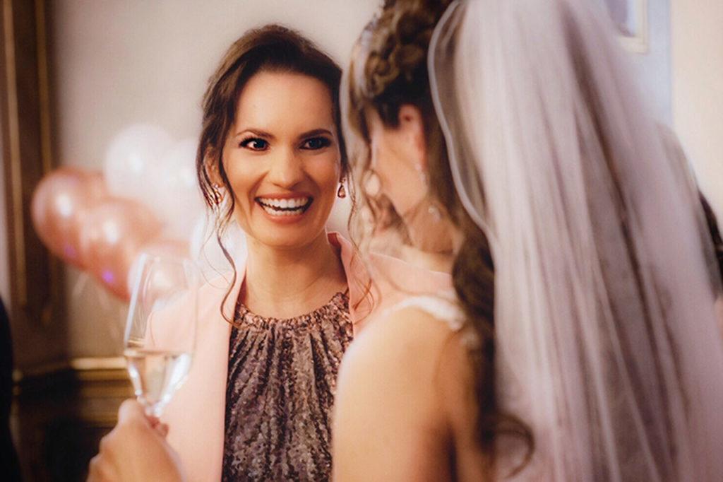Galina Kussmaul Moderation Deutsch Russisch Hochzeit