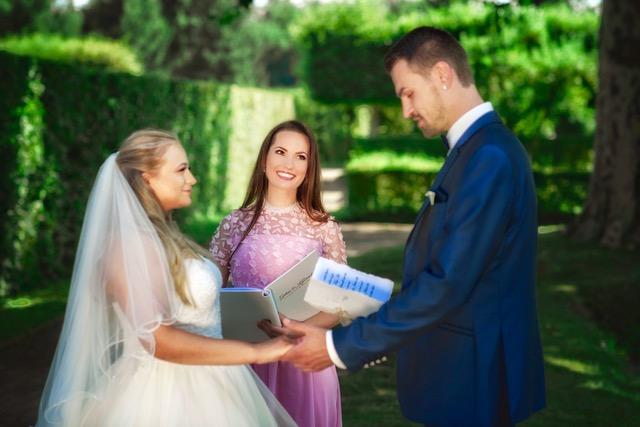 Galina Kussmaul Moderation Deutsch Russisch Hochzeit Tamada